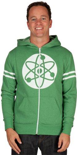 big bang theory atom hoodie Big Bang Theory Atom Hoodie