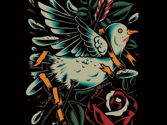 dead-bird-t-shirt