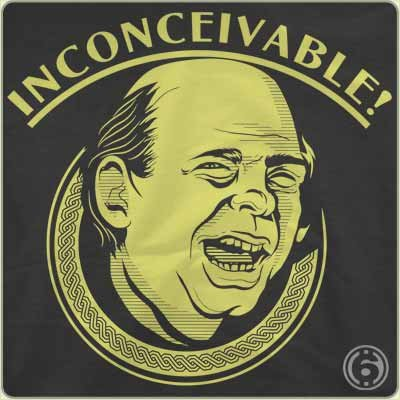 inconceivable t shirt1 Inconceivable T Shirt