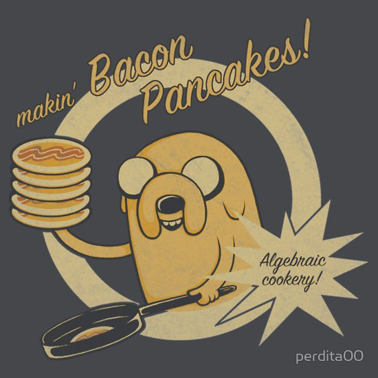 makin bacon pancakes t shirt Makin Bacon Pancakes T Shirt