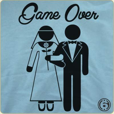 matrimony game over t shirt Matrimony Game Over T Shirt