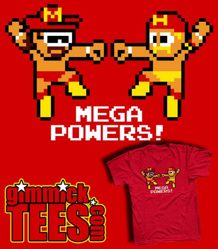 megapowers-t-shirt
