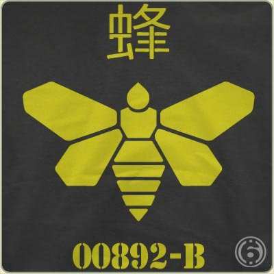 meth-bee-t-shirt