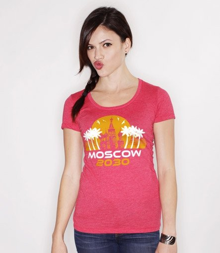 moscow 2030 t shirt Moscow 2030 T Shirt