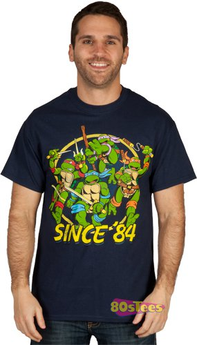 ninja turtles attack t shirt Ninja Turtles Attack T Shirt