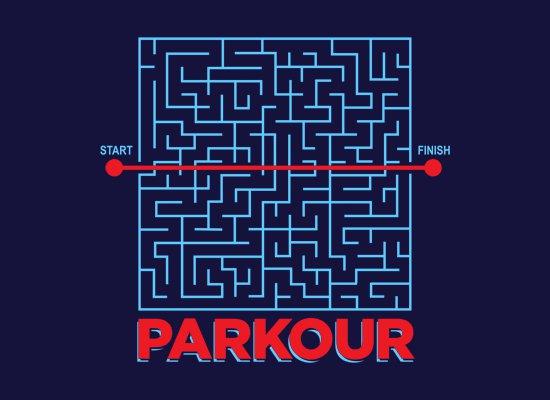 parkour t shirt Parkour T Shirt