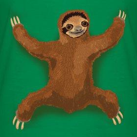 sloth t shirt Sloth T Shirt