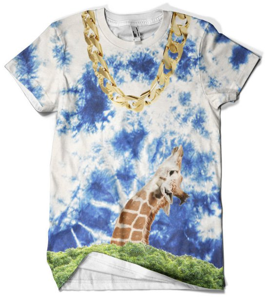 ambitious-giraffe-t-shirt