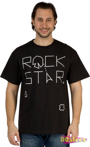 asteroids rock star t shirt Asteroids Rock Star T Shirt