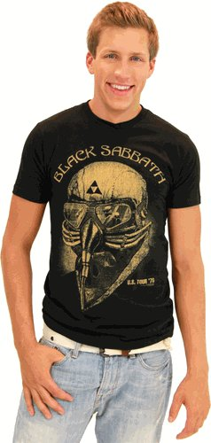 black sabbath t shirt Black Sabbath T Shirt