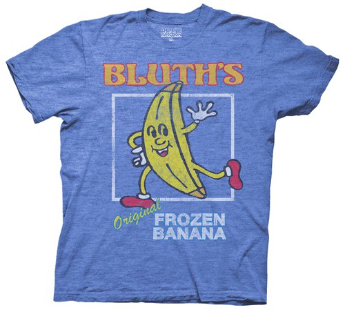 bluths original frozen banana t shirt Bluths Frozen Banana T Shirt