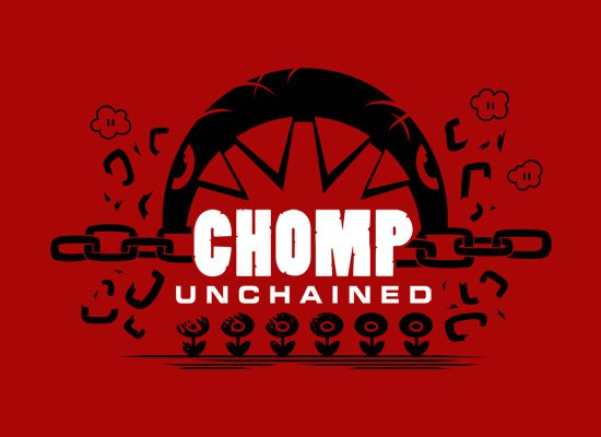 chomp unchained t shirt Chomp Unchained T Shirt