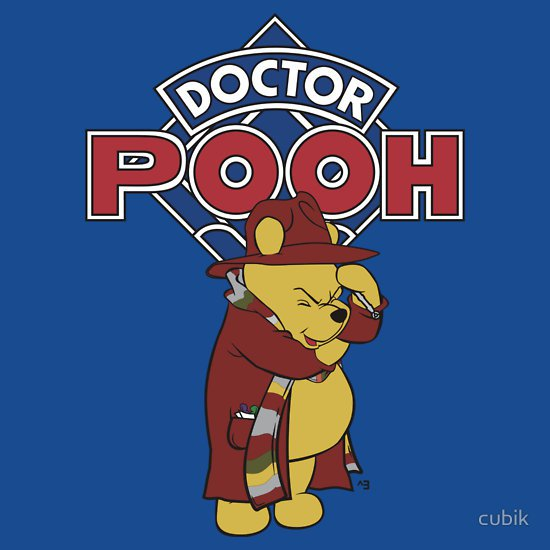 doctor-pooh-t-shirt