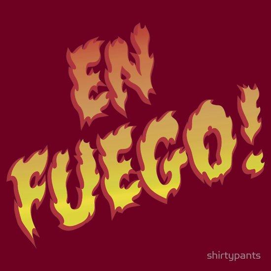 en-fuego-t-shirt