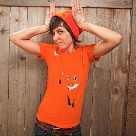 foxy t shirt Foxy T Shirt
