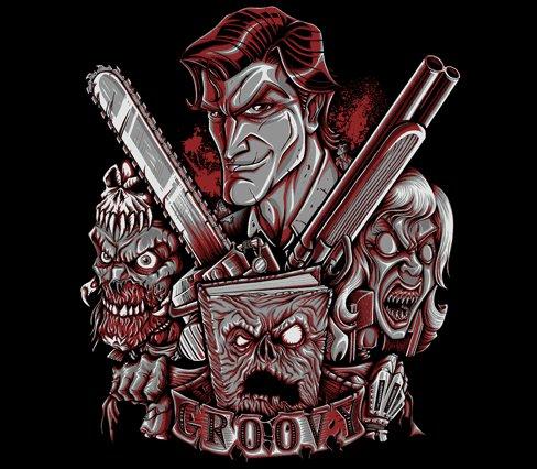 groovy ash t shirt Groovy Ash T Shirt