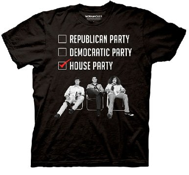 house party t shirt House Party T Shirt