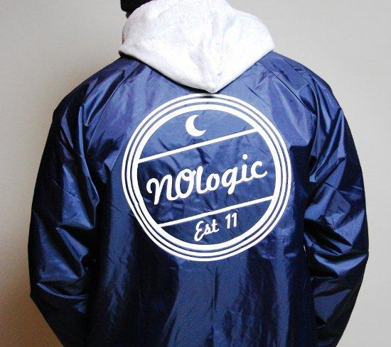 no logic windbreaker t shirt No Logic Slag T Shirt