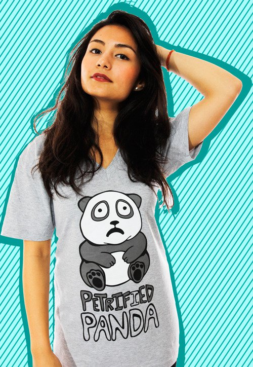 petrified-panda-t-shirt