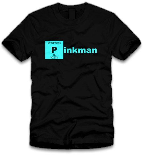 pinkman t shirt Pinkman T Shirt