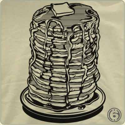 tower pancakes t shirt Tower of Pancakes T Shirt