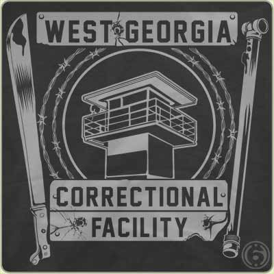 west georgia correctional facility t shirt West Georgia Correctional T Shirt