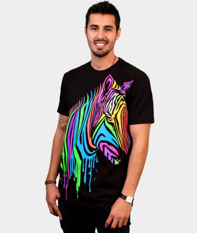 zebrart t shirt Zebrart T Shirt