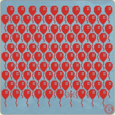 99 8 bit balloons t shirt 99 8 Bit Balloons T Shirt