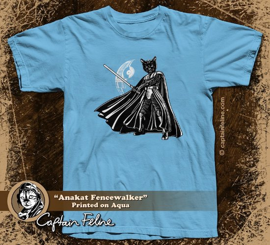 anakat fencewalker t shirt Anakat Fencewalker T Shirt