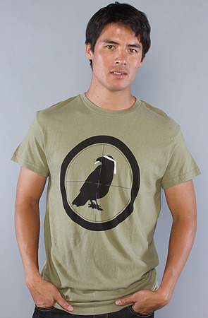 black bird classic execution t shirt Black Bird Classic Execution T Shirt