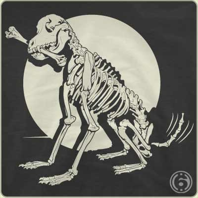 dog bones t shirt Dog Bones T Shirt