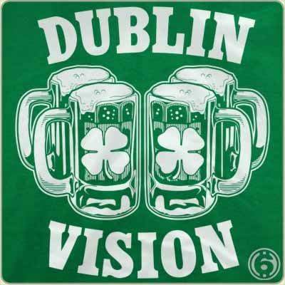 dublin vision t shirt1 Dublin Vision T Shirt