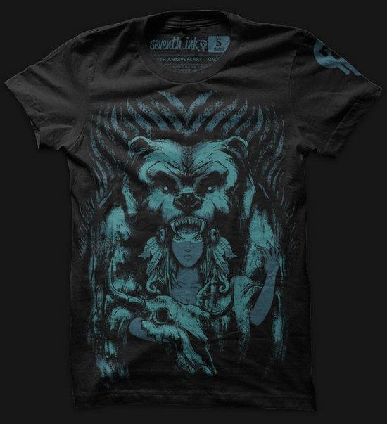 fifth anniversary t shirt Seventh.Ink: Shirt Shop Interview