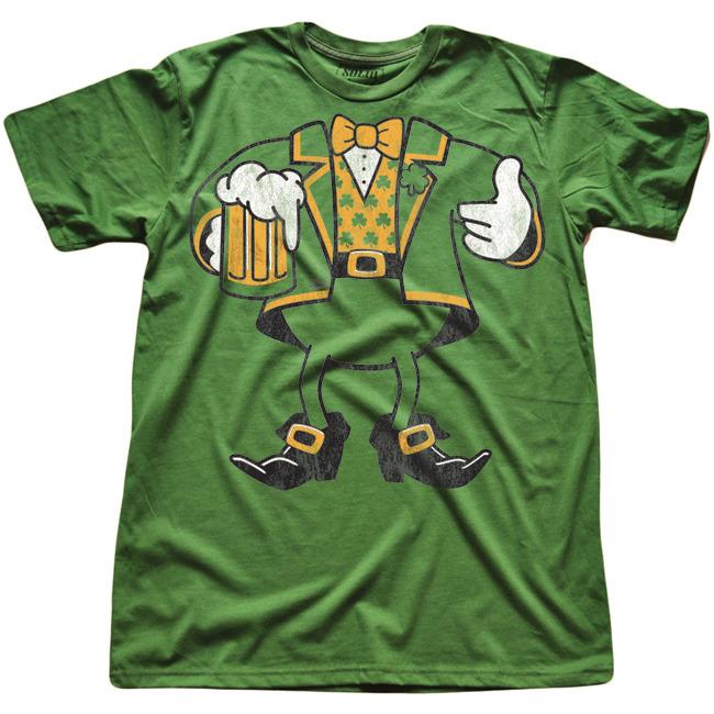 leprechaun-t-shirt