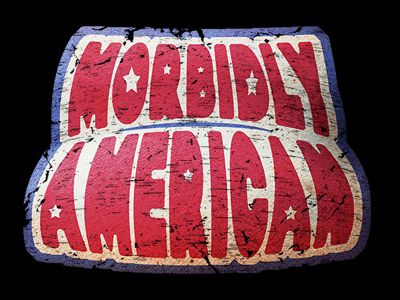 mobidly american t shirt Morbidly American T Shirt