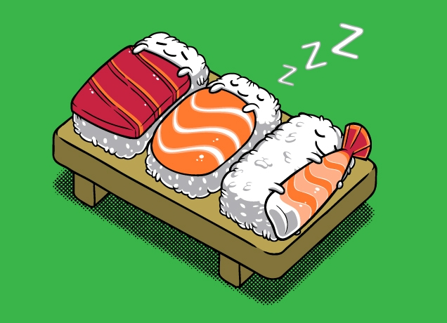 sushi t shirt. Sushi T Shirt