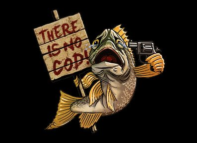 there-is-no-cod-t-shirt