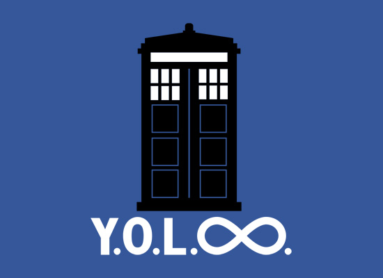 yolo infinity t shirt YOLO Infinity T Shirt