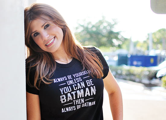 always be batman Always Be Yourself Unless You can Be Batman   On sale this week, $14.95!