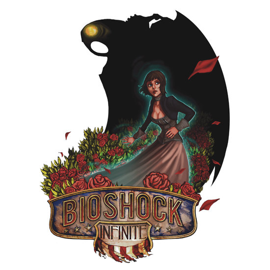 bioshock infinite t shirt Bioshock Infinite T Shirt