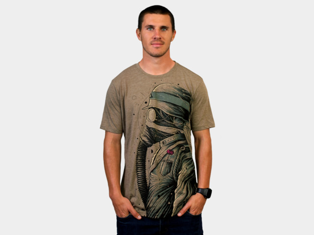 the dark officer t shirt The Dark Officer T Shirt