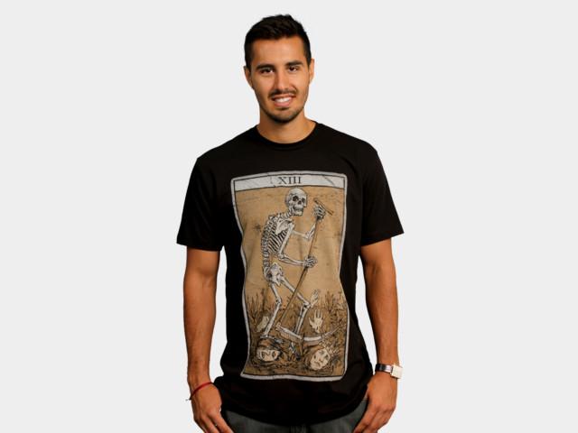 xiii-tarot-t-shirt